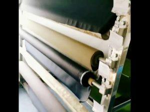 ผ้าโพลีเอสเตอร์ 100% ป้องกันไฟฟ้าสถิตย์ที่มีเส้นด้ายเป็นสื่อกระแสไฟฟ้า