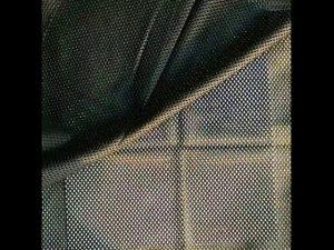 ผ้าโพลีเอตา 160gsm ถักตาข่ายผ้าสำหรับทหาร