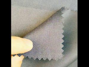 ผ้าโพลีเอสเตอร์ 600D ผ้า Oxford ผ้าเคลือบ PU
