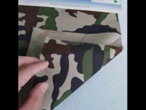 ผ้าลินินลาย 8020 ผ้าโพลีเอสเตอร์ทอลายทแยงสำหรับเครื่องแบบทหาร