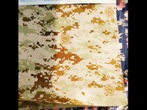 ฟังก์ชั่น PU เคลือบกันน้ำ Nylon oxford reinforce fabric