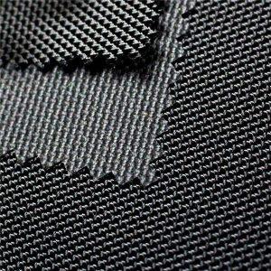 สิ่งทอลายทแยง 1680d ผ้าโพลีเอสเตอร์ oxford กับสิ่งทอเคลือบ pu สำหรับถุง