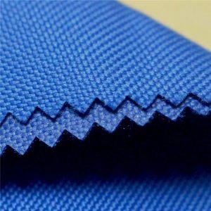ความต้านทานน้ำที่มีคุณภาพสูง 600d oxford pu PVC เคลือบผ้าเต็นท์