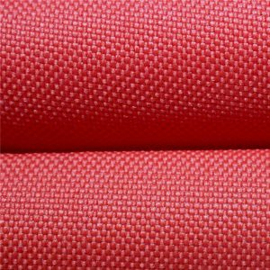 PU / PVC / PA / ULY โพลีเอสเตอร์โพลีเอสเตอร์ Oxford Waterproof Stab Proof ผ้าสำหรับเป้สะพายหลังและกระเป๋ากีฬา