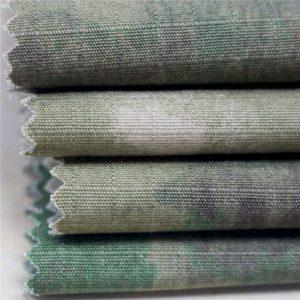 การพิมพ์แบบป้องกันการสึกหรอของทหารสำหรับเสื้อผ้ากองทัพบก