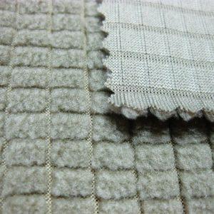 ผ้าโพลีเอสเตอร์ขนแกะ