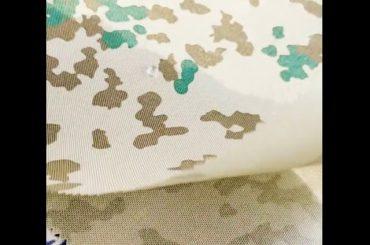 ผ้ากันเปื้อนไนติงเกิล 1000d สำหรับกระเป๋า