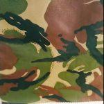 ลวงตาพิมพ์กันน้ำ ripstop ไนลอน oxford ทหารทหารผ้า